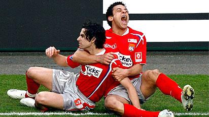 Fred y Tiago