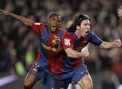 Madrid-Barça al Billy's Bones