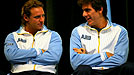 Nalbandian y Del Potro